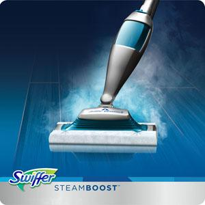Amazon Com Swiffer Steamboost Deep Cleaning Steam Mop