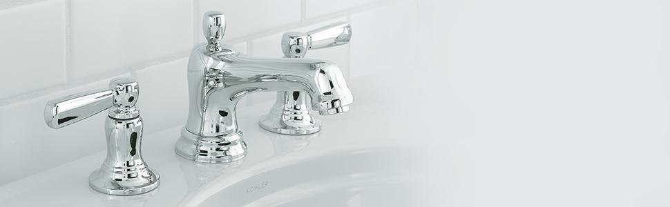 Bancroft Widespread Bathroom Faucet