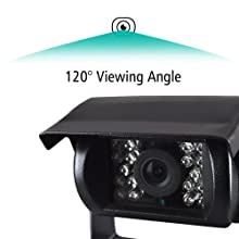 High Quality Weatherproof, Night Vision Camera