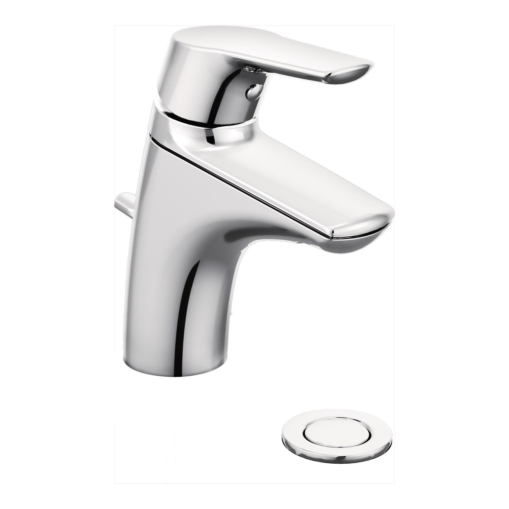 Moen 6810 Method One Handle Single Hole Bathroom Faucet 1