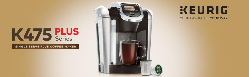 Key Features Of keurig K475