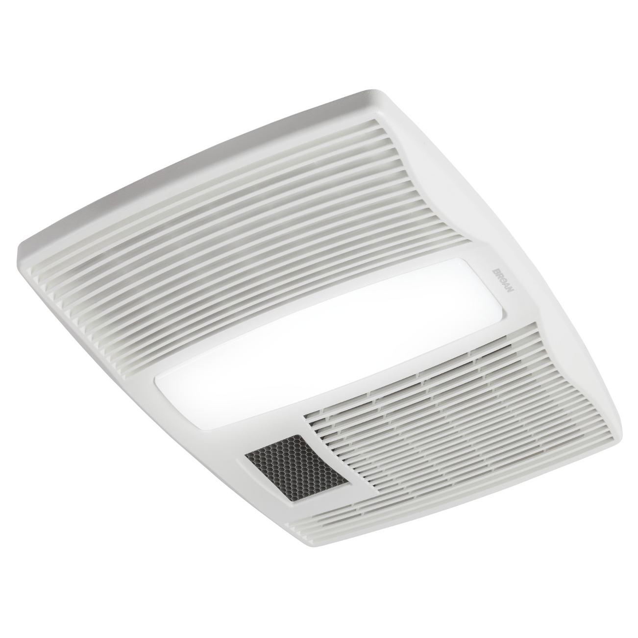 Broan-Nutone QTX110HL Very Quiet Ceiling Heater, Fan, And