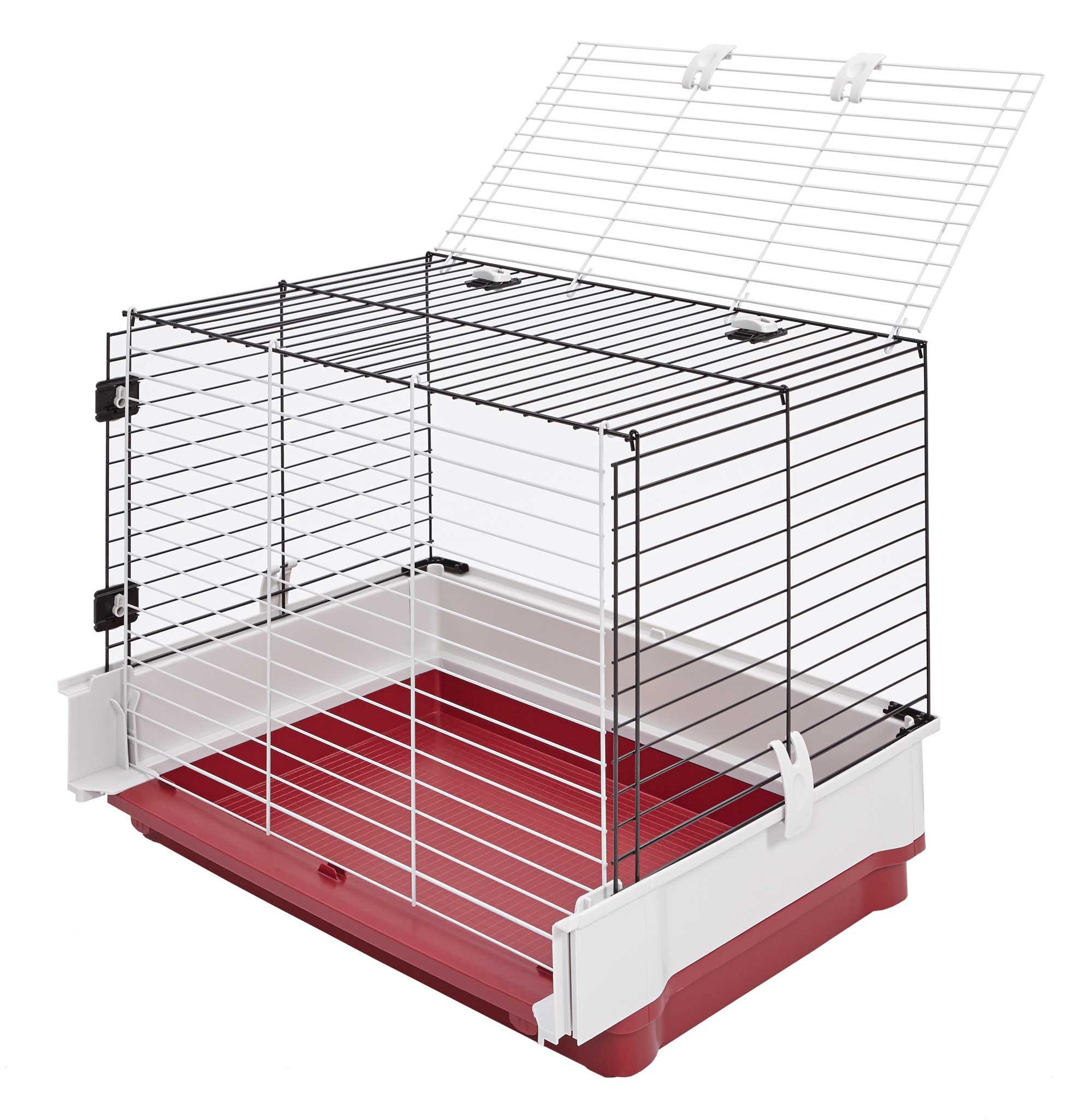 Amazon Com Midwest Homes For Pets Wabbitat Deluxe Rabbit
