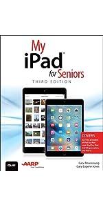 ipad help; how to use ipad; ipad for seniors in easy steps