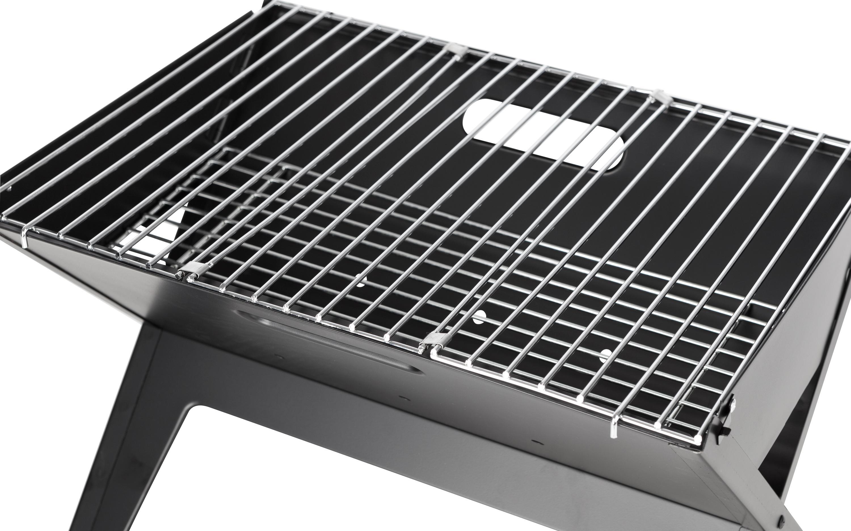 fire sense notebook charcoal grill charcoal. Black Bedroom Furniture Sets. Home Design Ideas