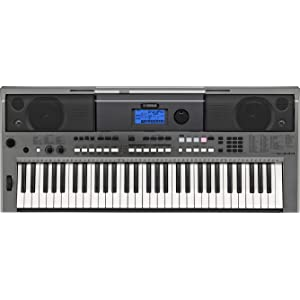 Yamaha psre443 61 key portable keyboard for Yamaha keyboard amazon