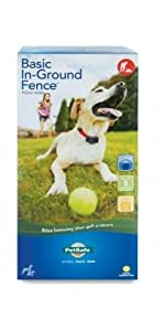 Premium Basic In-Ground Fence