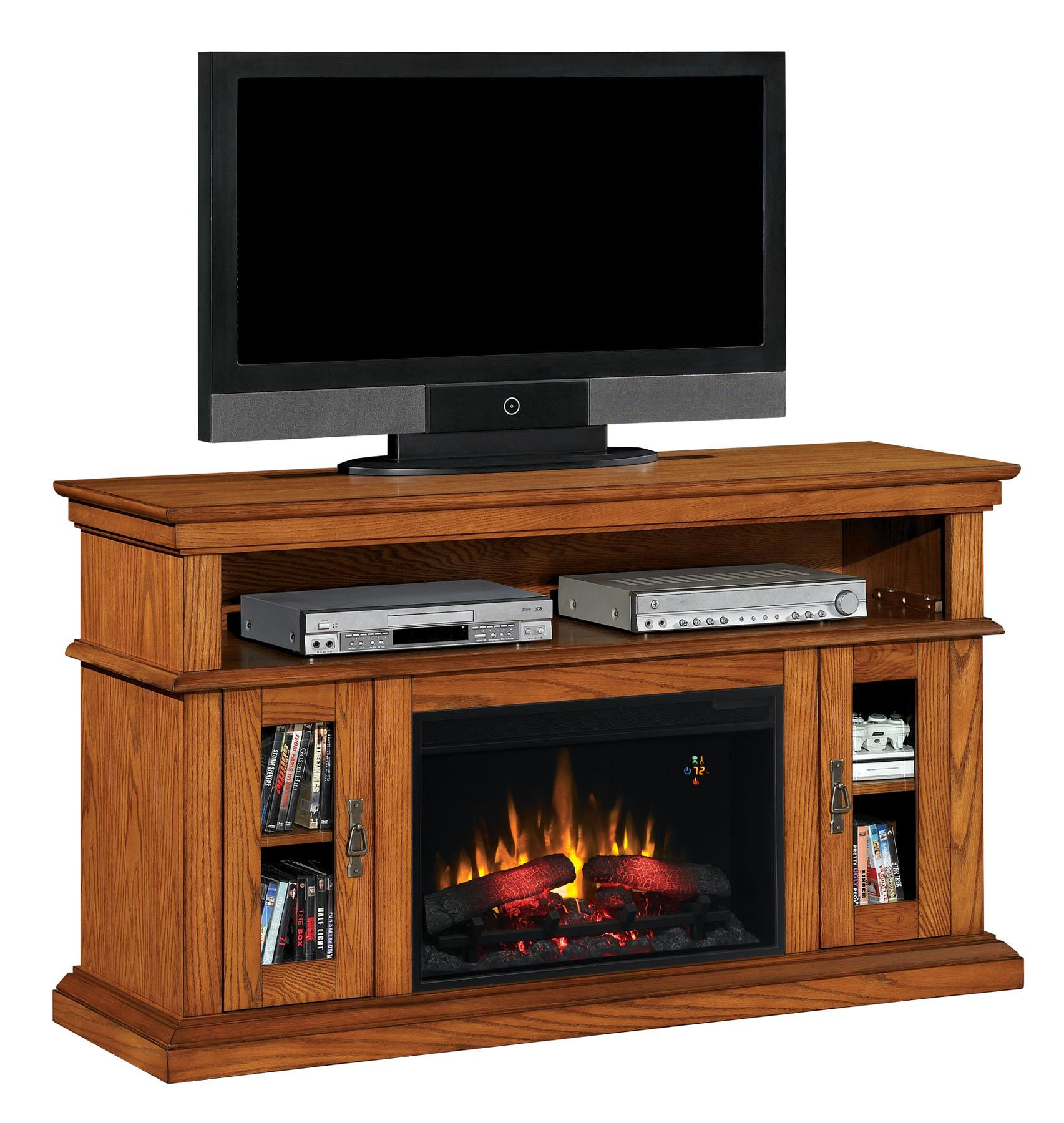 Amazon.com: ClassicFlame 26MM2209-O107 Brookfield TV Stand