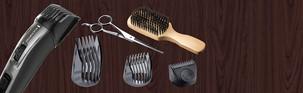 How does this beard kit work?