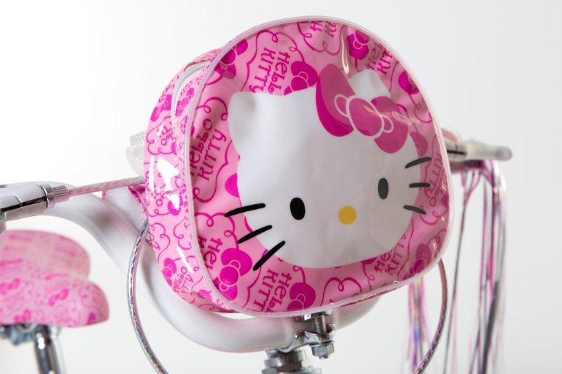 Hello Kitty Girl S Bike Pink White 16 Inch