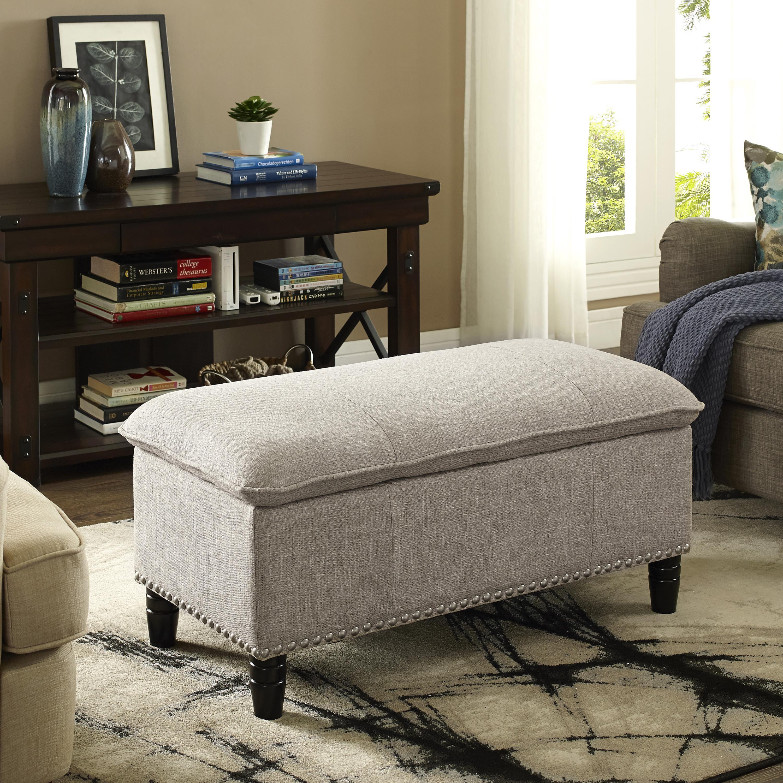 Amazon Com Simpli Home Emily Rectangular Pillow Top