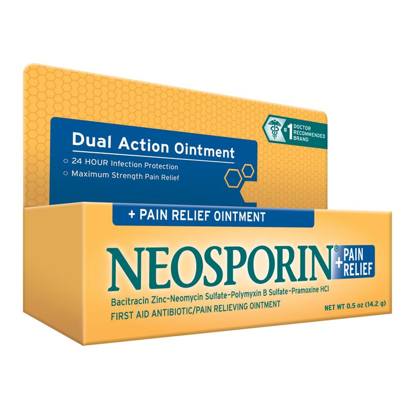 Relief ointment