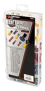Performance Tool W5213 Wire Terminal Assortment