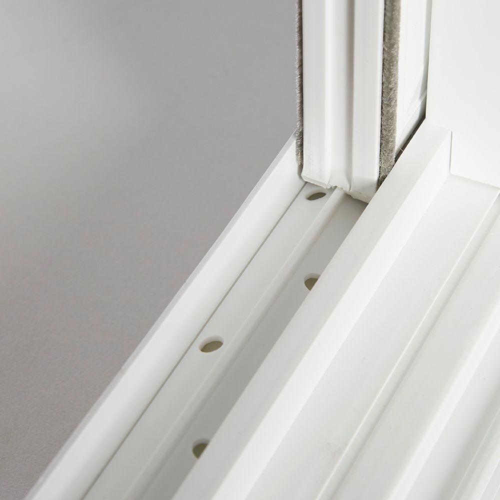 Park ridge vbsi3218pr vinyl basement slider for Insulated vinyl windows