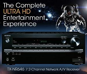 TXNR646, nr646, 636, onkyo, 2015, txnr737,TX-NR747, pioneer, denon, marantz, internet music, dolby,