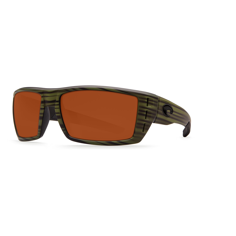 Amazon.com: Costa Del Mar Rafael - Gafas de sol, Multi ...