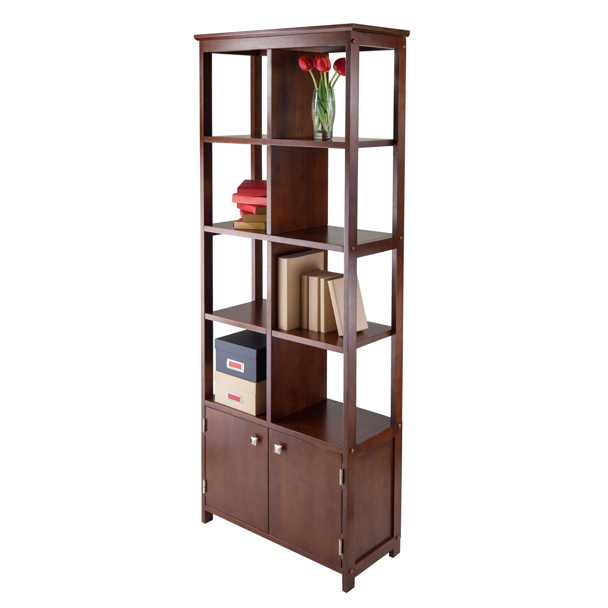 Kitchen Shelf Amazon: Amazon.com: Winsome Wood Oscar Display Shelf: Home & Kitchen