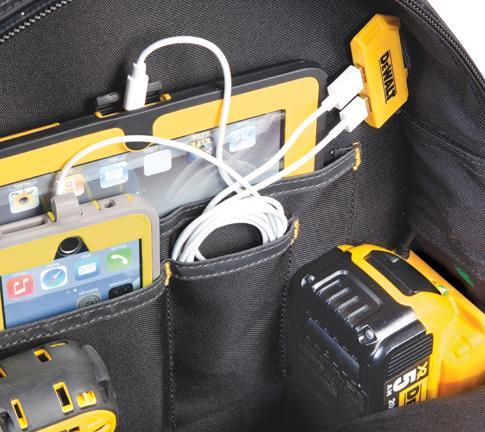 Amazon Com Dewalt Dgcl33 33 Pocket Lighted Usb Charging