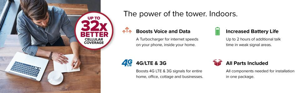 weboost 4g, weboost home, cell phone booster, cell phone signal booster, wilson cell phone booster