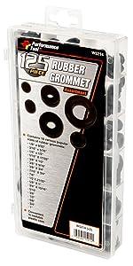 Performance Tool W5214 Rubber Grommet Assortment