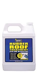 Amazon Com Protect All 68032 Rv Rubber Roof Treatment Automotive