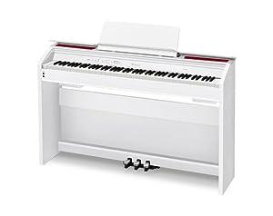 casio px 860 privia digital home piano white musical instruments. Black Bedroom Furniture Sets. Home Design Ideas