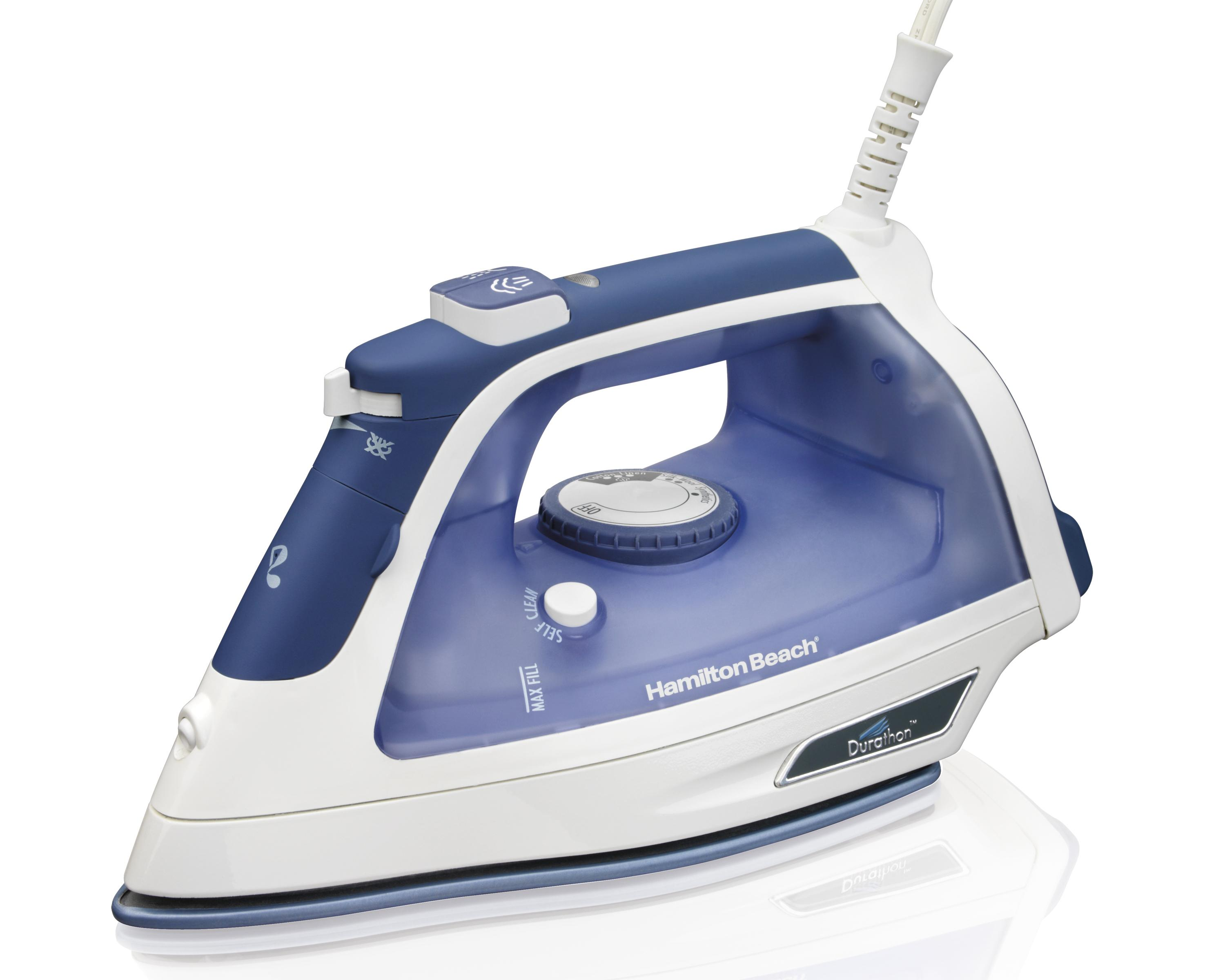 Steam Iron For Clothes ~ Amazon hamilton beach steam iron with way auto