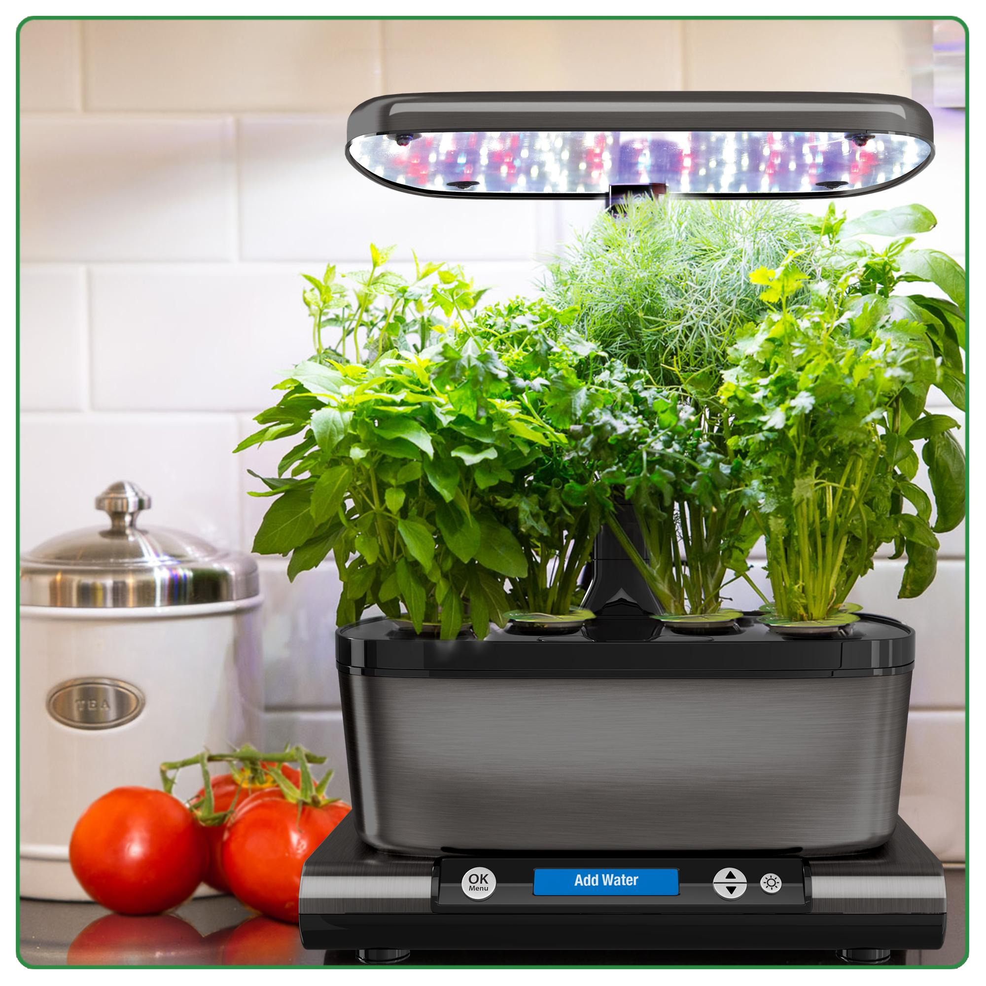 Amazon Com Miracle Gro Aerogarden Harvest Elite With