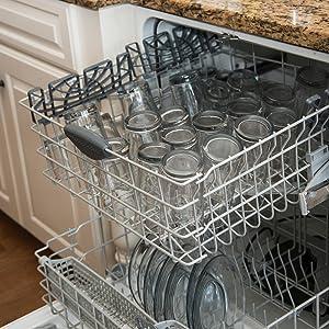 dishwasher safe; heavy base; glass; cleaning; anchor hocking; glasses; tumbler; sink; washing; soap;