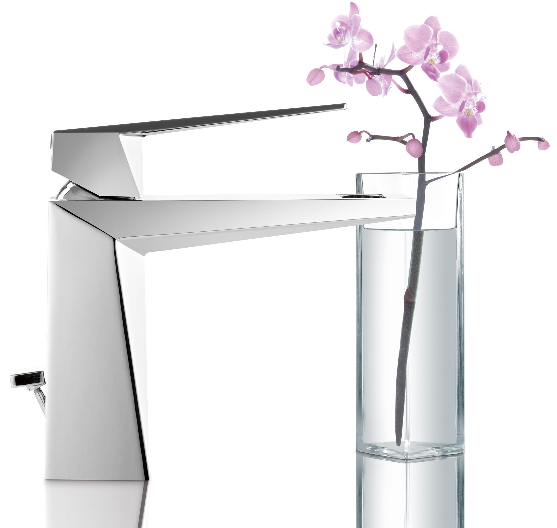 Grohe Allure Bathroom Faucet: Grohe 23034000 Allure Brilliant Single-handle Bathroom