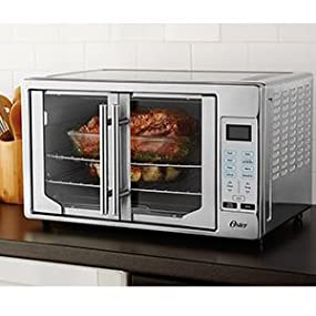 Amazon Com Oster Tssttvfddg Digital French Door Oven