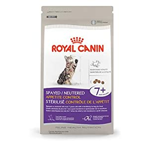 Royal Canin Feline Health Nutrition Spayed/Neutered Appetite Control 7+ Dry Cat