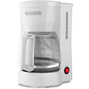 Black And Decker Spacemaker Coffee Maker White : BLACK + DECKER - 5 Cup Coffee Maker White 50875533523 eBay