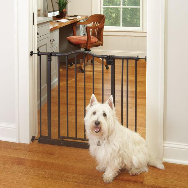 Amazon.com : MyPet Windsor Arch Pet Gate : Pet Supplies