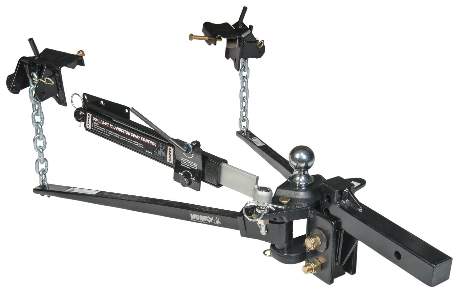 Amazon Com  Husky 31620 Lightweight Pin Trunnion Bar