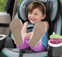 Forward-facing Car Seat