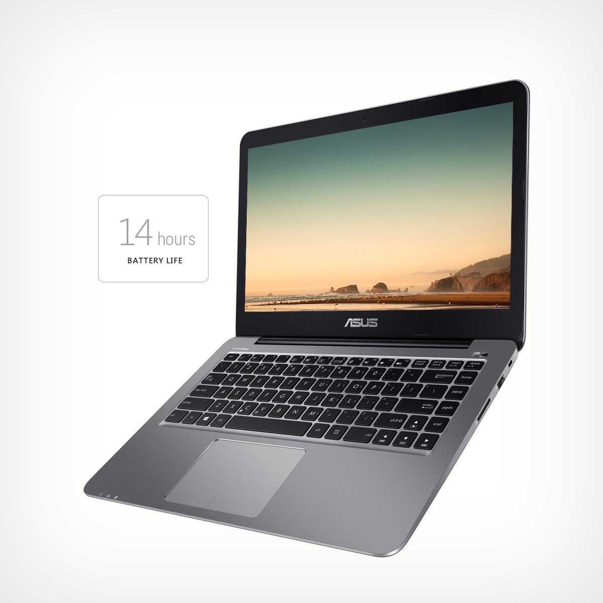 asus vivobook e403sa us21 14 inch full hd laptop intel quad core n3700 processor 4. Black Bedroom Furniture Sets. Home Design Ideas