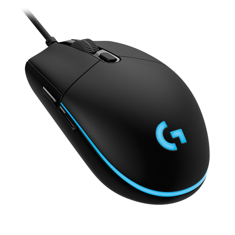 Amazon.com: Logitech G Pro Gaming FPS Mouse with Advanced Gaming