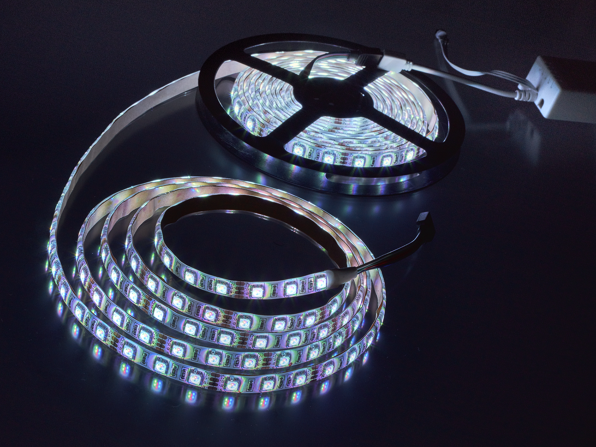 Amazon Com Radiance Color Changing Light Strip Kit With
