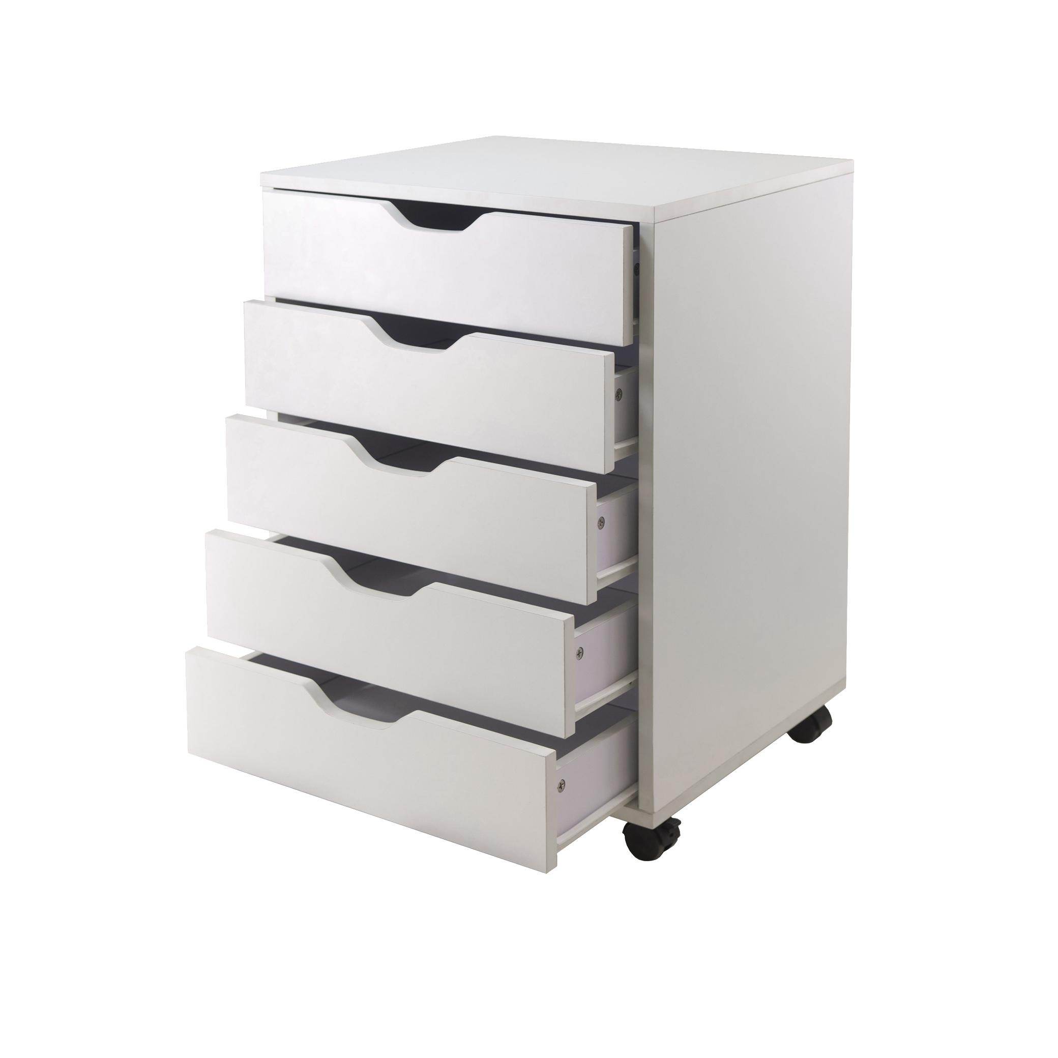 Amazon Com Winsome Halifax Cabinet For Closet Office 5