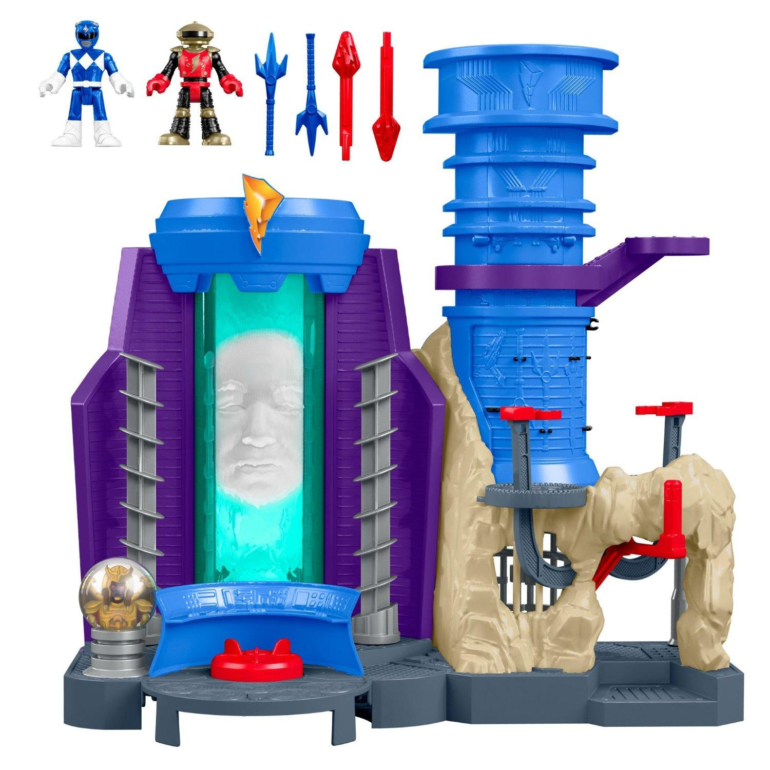 Amazon.com: Fisher-Price Imaginext Power Rangers Command ...