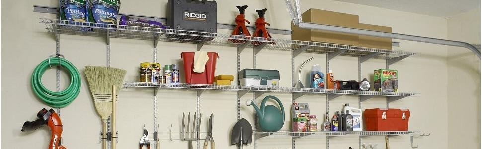 Make The Most Of Your Garage Space