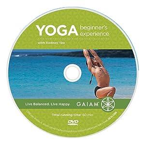Amazon.com : Gaiam 05-53724 Yoga For Beginners Kit, Blue