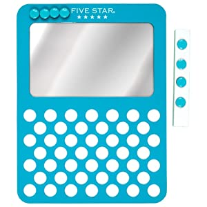 Five Star, locker accessory, locker organizer