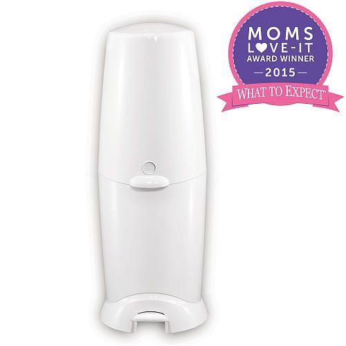 Diaper Genie Elite Diaper Pail - A Great Baby Registry Gift