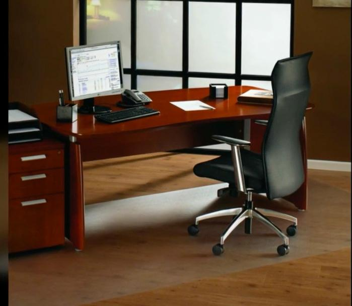 Floortex Ultimat Polycarbonate Chair Mat For Hard Floors 47 Quo