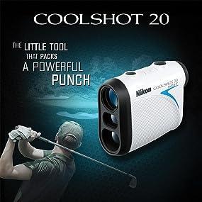 Amazon Com Nikon Coolshot 20 Golf Laser Rangefinder Us