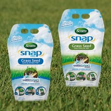 Snap Pac Grass Seed