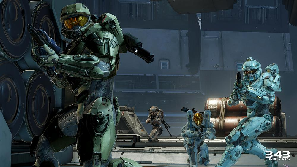 Amazon com: Halo 5: Guardians: Xbox One: Microsoft Corporation