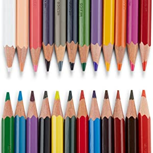 Prismacolor Col-Erase Erasable Colored Pencils - Medium Point